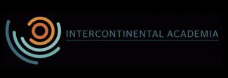 Logo ICA fundo preto HOME