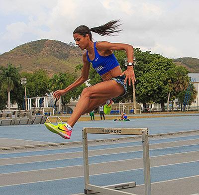 Juliana dos Santos - atleta