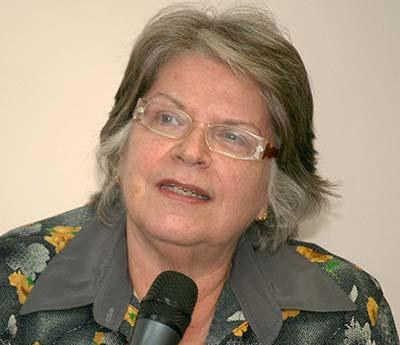 Lisete Arelaro - Debate Processo Eleitoral na USP