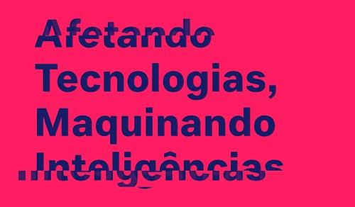 """Logo """"Afetando Tecnologias, Maquinando Inteligências"""""""