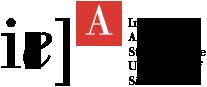 Logo do IEA horizontal em cor, inglês e PNG