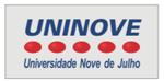 Logo Uninove - Cinza