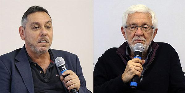Marcus Lontra e Frederico Morais - 14/11/2017