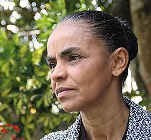 Marina Silva - site pessoal 1
