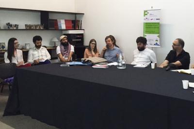 Mediação Cultural Fórum Permanente - ITO