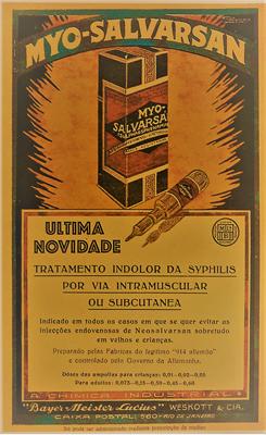 Medicamento anos 30