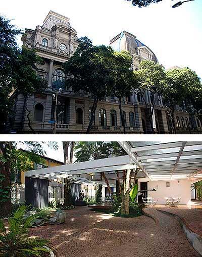 Museu Nacional de Belas Artes e Museu Lasar Segall