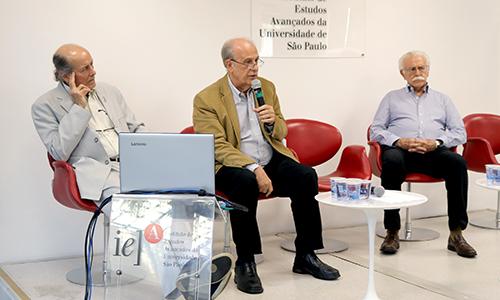 Naomar de Almeida Filho, Luiz Bevilacqua e Carlos Alberto Barbosa Dantas