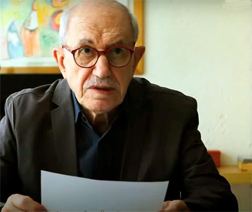 Néstor García Canclini - posse - 6/10/2020