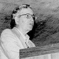 Noam Chomsky - conferência no IEA em 1996