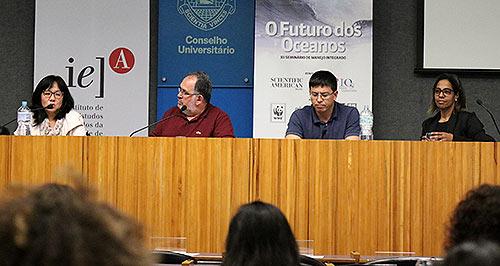 O Futuro dos Oceanos - Mesa 2