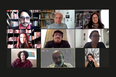 Participantes do evento de lançamento da plataforma USP-Periferias