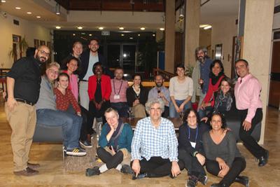 Participantes II Edição ICA - Jerusalém