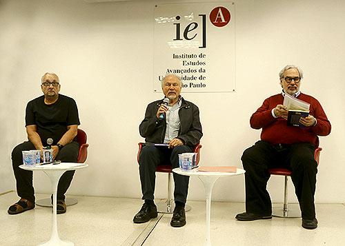 Paulo Saldiva, Jaime Pinsky e Eduardo Muylaert - 4/9/18 -