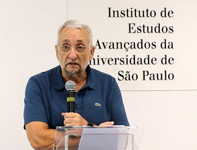 Paulo Saldiva - Posse da nova Diretoria do IEA - 6/11/2020