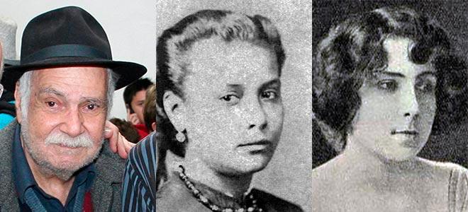 Paulo Vanzolini, Chiquinha Gonzaga e Nair de Tefé