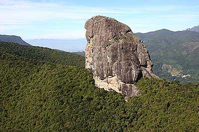 Pedra do Picu, Serra da Mantiqueira, Minas Gerais