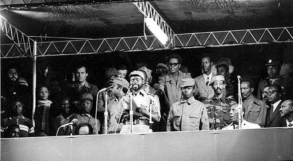 Proclamação da Independência de Moçambique