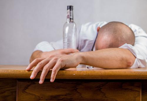 Redução do álcool