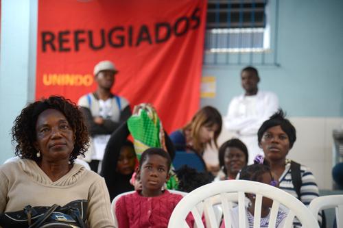 Refugiados do Congo