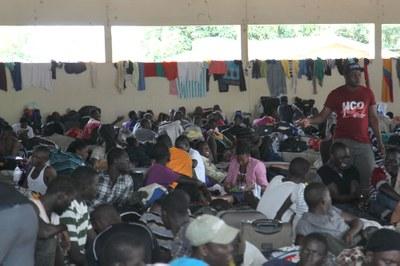 Refugiados haitianos no Acre