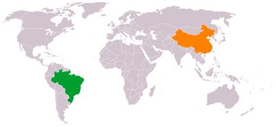 Relações Brasil China