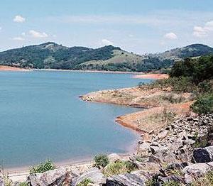 Reservatório Jaguari - Sistema Cantareira - 1