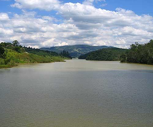 Reservatório Paiva Castro