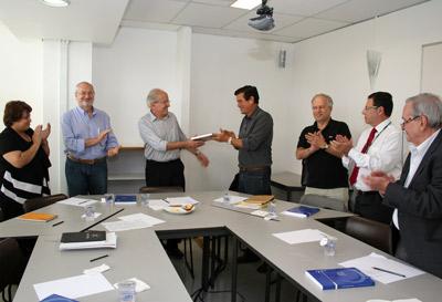 Reunião CD - 09 dezembro de 2011