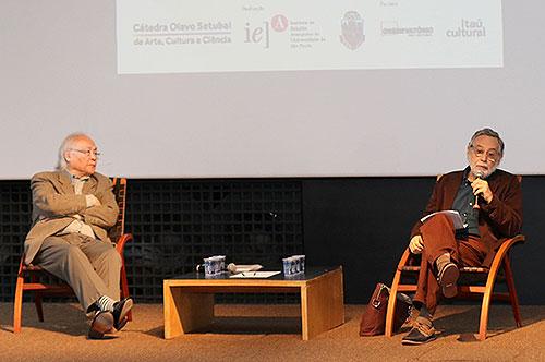 Ricardo Ohtake e Ismael Xavier - Dirigentes Culturais 2 - 3/10/17