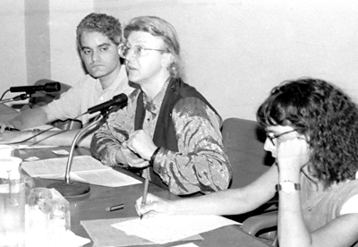Roberto Ventura, Nicolau Svecenko e Lilia Schwarcz
