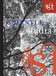 Scientiae Studia - V.12 - n 1