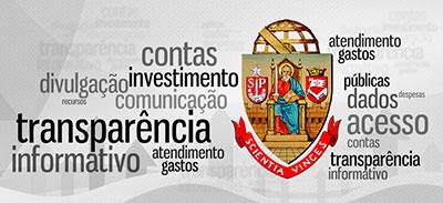 Selo do Portal da Transparência