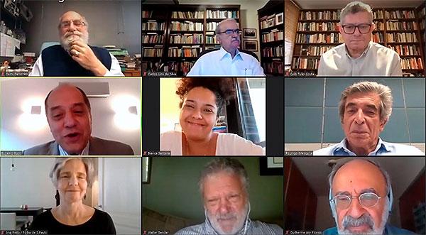 Seminário 'Imprensa, Tecnologia e o Futuro do Jornalismo' - 9/10/2020