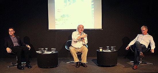 """Seminário """"Instituições Culturais 2 - Masp, Bienal e Itaú Cultural"""" - 19/9/20017"""