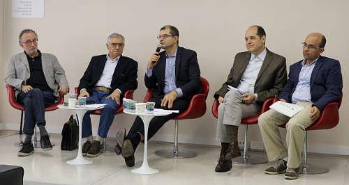 Seminário 'Transformação e Fragmentação das Estruturas da Mídia Tradicional'