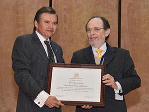 Sergio Bravo e Hernan Chaimovitch