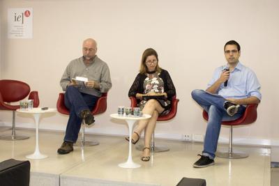 Paulo Henrique Martinez Corrêa, Silvia Helena Zanirato e Roger Domenech Colacios