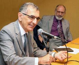 Vahan Agopyan e Guilherme Ary Plonski - Seminário Lei da Inovação