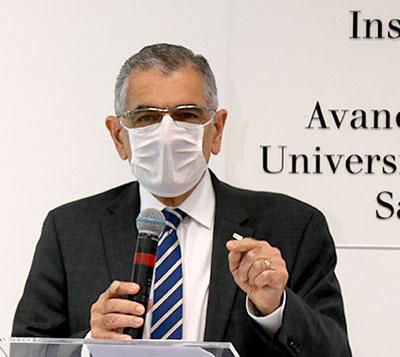 Vahan Agopyan - Posse da Diretoria do IEA - 6/11/2020