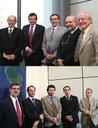 Visita delegação chilena