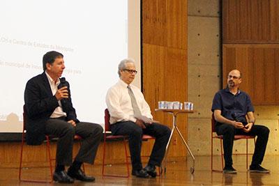 Workshop Cidades Inteligentes - Abertura - José Eduardo Krieger, Marcos Buckeridge e Fábio Kon
