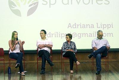 Workshop Cidades Inteligentes - Painel 3 - Adriana Lippi, Fabio Feldmann, Maria Assunção Faus da Silva Dias e Paulo Saldiva