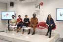 Bernardo Fontes, Tais Oliveira, Bruno Moreschi, Sabelo Mhlambi e Dalida María Benfield - 06/02/2020
