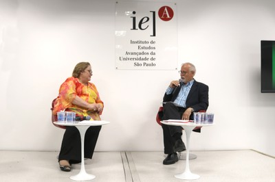 Fernanda Giannasi  e René Mendes