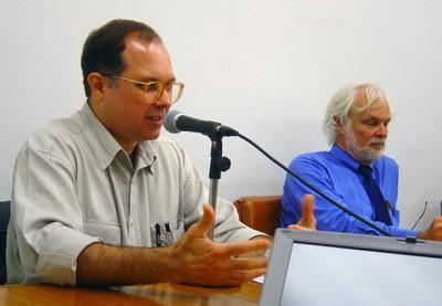 Américo Kerr e Cláudio de Moura e Castro
