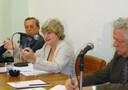 Adilson Avansi, Bertha Becker e João Steiner