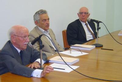 Hélio Bicudo, Alfredo Bosi e Dalmo de Abreu Dallari