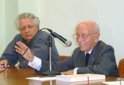 João Steiner e Hélio Bicudo