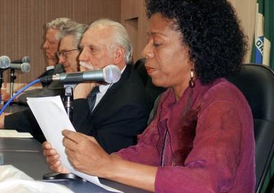 João Steiner, Alfredo Bosi, Adolpho José Melfi e Arany Santana
